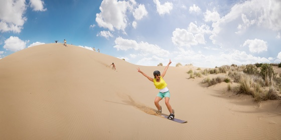 Sandboarding Tour in Port Elizabeth