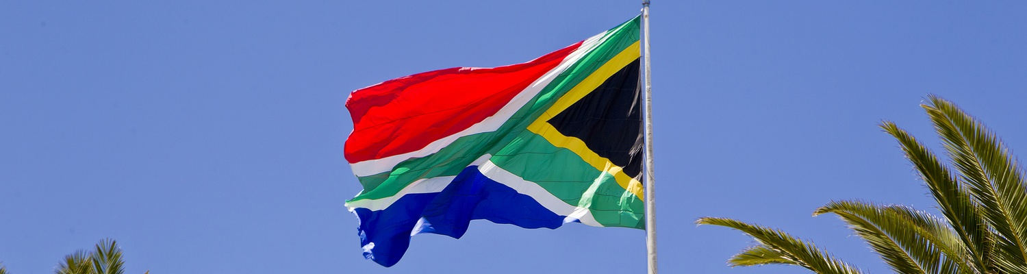 Biggest flagpole in the South Africa
