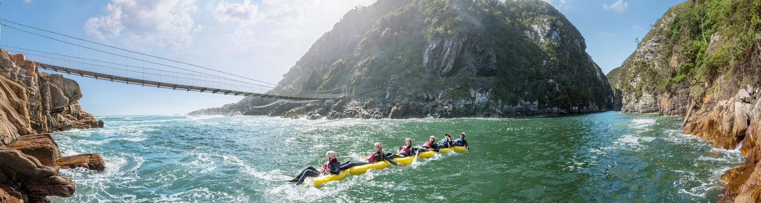 Kayak & Lilo Experience Storms River